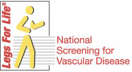 Legs For Life, National Screening for Vascular Disease